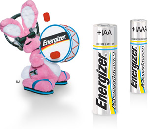 Lithium from Energizer