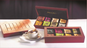 Relax at Work with Numi Tea