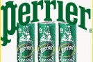 Refreshing Slim Perrier Cans hit the market! #stayhydratedmyfriends