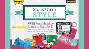 Free Vera Bradley Campus ID!
