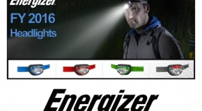 Energizer introduces Revolutionary NEW LED Headlights!