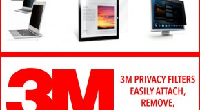 Protect Your Content with 3M!