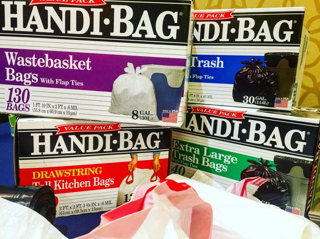 Handi-Bag Can Liners