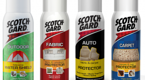 """I can't even track dirty shoes on my Carpets anymore with Scotchgard's protection!"""
